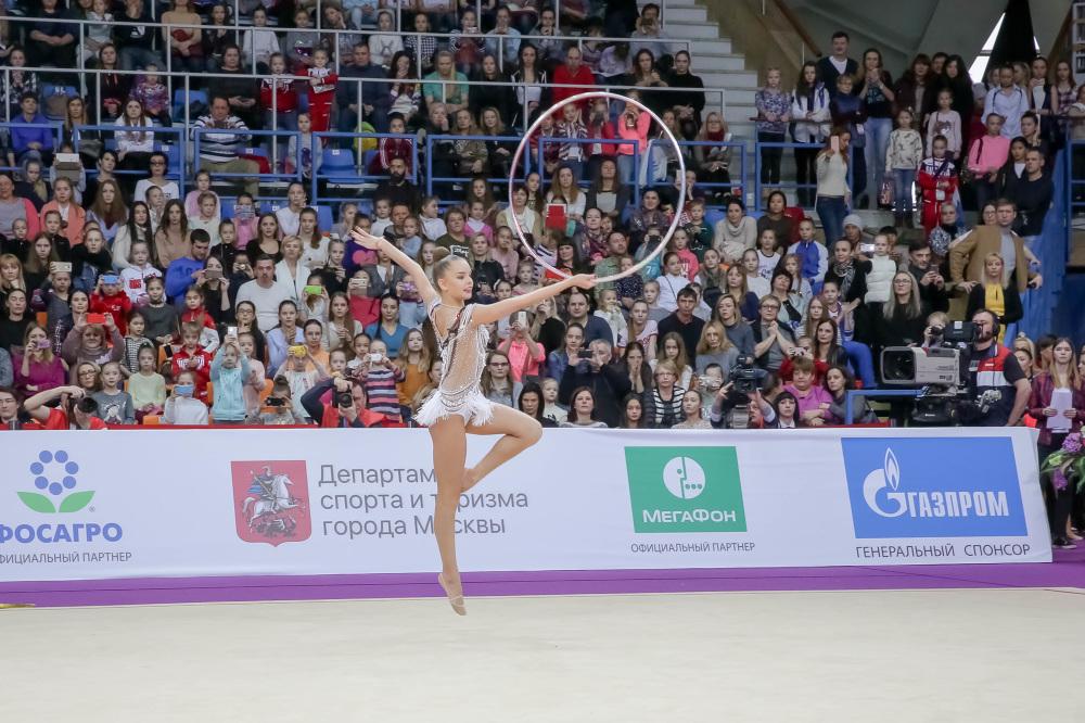 Гран при по художественной гимнастике 2017 марбелья
